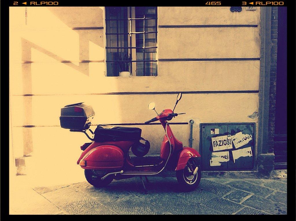Quelque part en Toscane